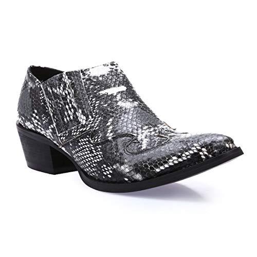 La Modeuse - Low Boots Style Santiags