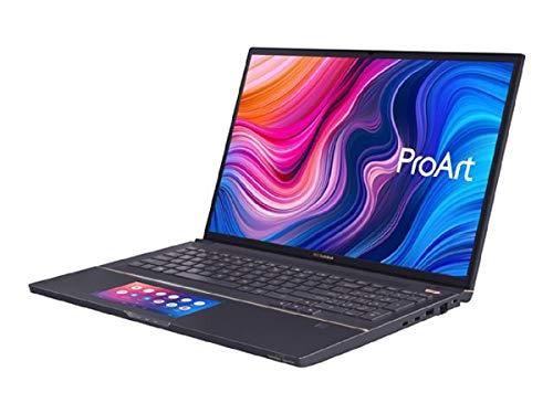 """ASUS ProArt StudioBook PRO X W730G1T-H8004R Grigio Computer Portatile 43,2 cm (17"""") 1920 x 1200 Pixel Intel® Core i7 di Nona Generazione 32 GB DDR4-SDRAM 1000 GB SSD NVIDIA Quadro T1000 Wi-Fi 6 ("""
