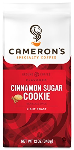 Cameron's Flavored Cinnamon Sugar Cookie