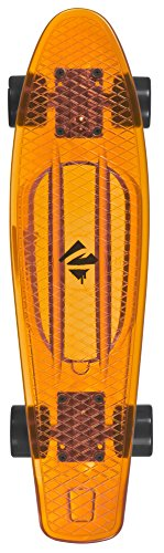 Juicy Susi Unisex Jugend Skateboard, Orange, 22.5 X 6 Zoll