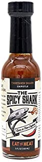 The Spicy Shark Thresher Shark Hot Sauce