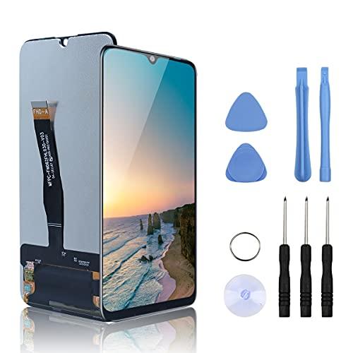 Yodoit Pantalla para Huawei P Smart 2019 LCD de Repuesto Digitalizador Táctil Asamblea 6.2' Negro, con Kit de Herramientas de Reparación Visita la Store