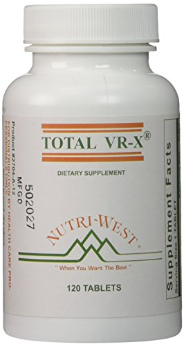 Nutri-West - Total VR-X - Formerly Total Virx - 120