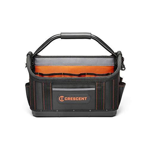 """Crescent 17"""" Tradesman Open Top Tool Bag, CTB1710"""