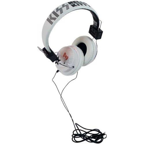 Templar - A1303628 - Jeu Electronique - Casque Kiss - Hello Kitty