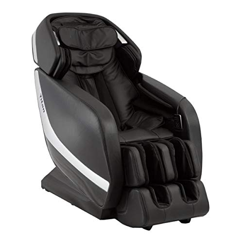 Best Bargain Titan Pro Jupiter XL 3D Massage Chair w/ 5-Year Extended Waranty (Black)