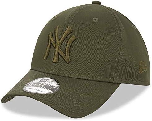 New Era New York Yankees League Essential 9forty Snapback Cap New Era