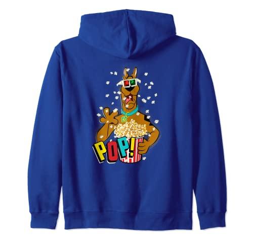 Scooby-Doo 3D Popcorn POP! Sweat à Capuche