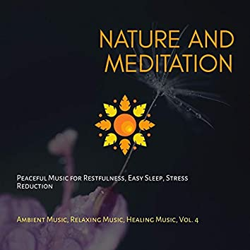 Nature And Meditation (Peaceful Music For Restfulness, Easy Sleep, Stress Reduction) (Ambient Music, Relaxing Music, Healing Music, Vol. 4)