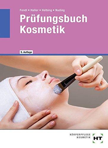 Prüfungsbuch Kosmetik