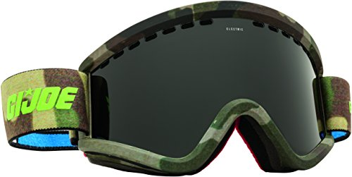 Electric heren sneeuwbril EGV Gloss Black +bl Goggle