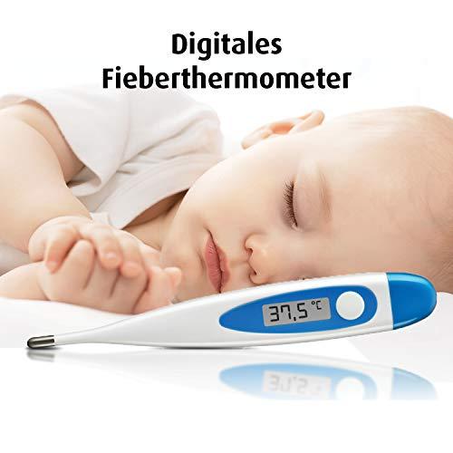 reer 9637 - Digitales Fieber-Thermometer fürs Baby