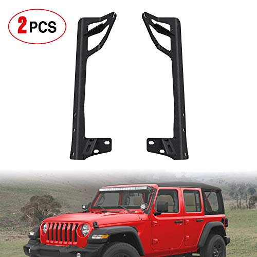 08 silverado light bar brackets - 5