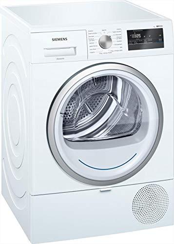 Siemens iQ300 WT45RV07IT asciugatrice Libera installazione Caricamento frontale Bianco 7 kg A++