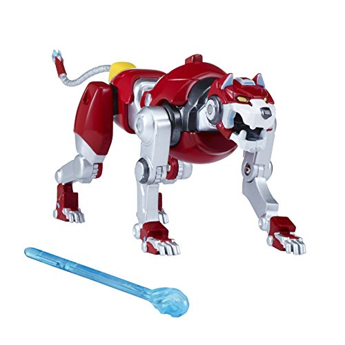 VOLTRON LEGENDARY Red Lion Leone Rosso DREAMWORKS