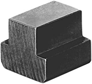 60.6 mm ID GN230 Winco 20D22Z99 Tenon Nut J.W Steel Black Oxide Finish Hardened and Ground
