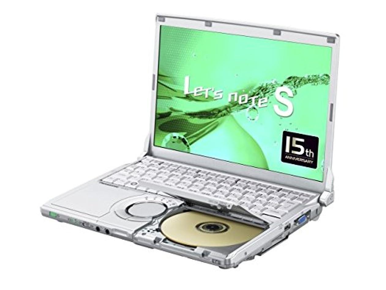 たくさんのスマッシュストレスの多い【中古】 Let's note(レッツノート) S10 CF-S10CWHDS / Core i5 2520M(2.5GHz) / HDD:320GB / 12.1インチ