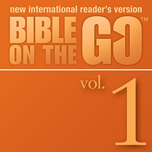 Bible on the Go, Vol. 01: Creation and the Fall (Genesis 1-4) audiobook cover art