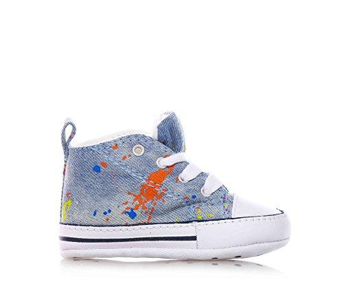 CONVERSE - Jeans für die Wiege mit Schnürsenkel, Unisex baby, jungen, Mädchen-19