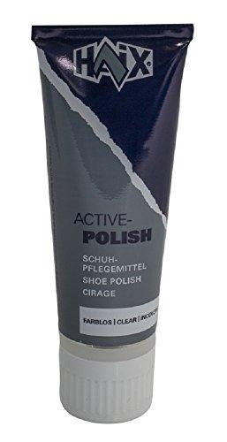Haix Schuhpflegemittel, 75ml braun Die ideale Pflege für Glattleder-Schuhe mit Membrane.