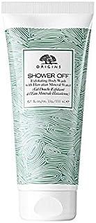 Origins Shower Off Exfoliating Body Wash 200ml (Pack of 6) - 起源は、ボディウォッシュ200ミリリットルを剥離オフシャワー x6 [並行輸入品]