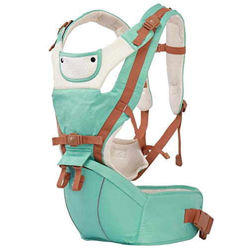 Baby Carrier for Men & Women, All Carry Positions Baby Carrier - Infant Carrier Backpack Baby Carrier Hiking Baby Carrier