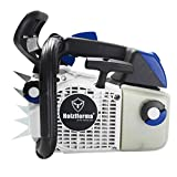 Farmertec Holzfforma 35.2cc Holzfforma G111 Top Handle Gasoline Chain Saw Power Head Only Without Guide Bar and Saw Chain All Parts are Compatible with MS200T 020T Chainsaw