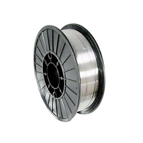 WeldingCity E71T-GS Gasless Flux-Cored Mild Steel MIG Welding Wire 0.030