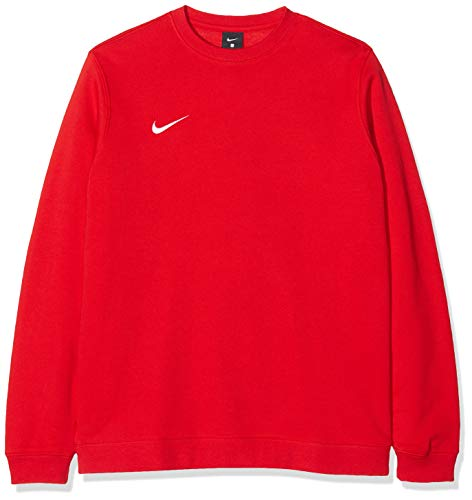 Nike Herren Club19 Sweatshirt, University Red/White, M