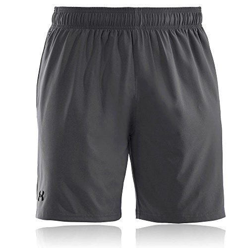 Under Armour Pantalónes cortos para Hombre, Negro Talla LG/G