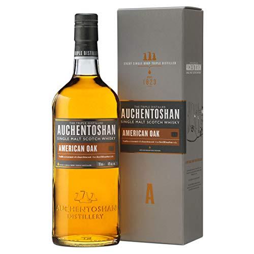 avis single malt professionnel Auchentoshan American Oak Single Malt Scotch Whisky (1 x 0,7 l)