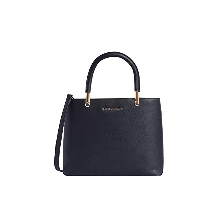 Lino-Perros-Faux-Leather-Womens-Handbag