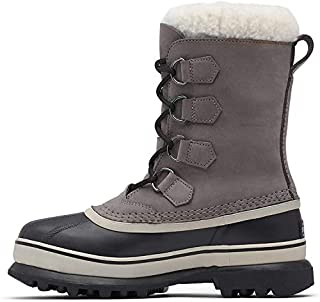 Sorel Women's Caribou Winter Boots, Shale, Stone, 5 UK 38 EU (B0031MAHUC) | Amazon price tracker / tracking, Amazon price history charts, Amazon price watches, Amazon price drop alerts