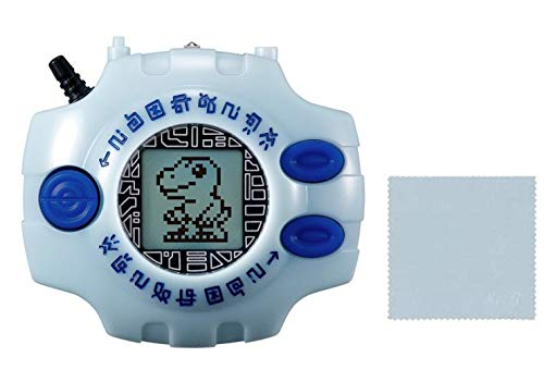 Digital Monster Digimon Adventure Digivice Ver. Complete with LCD Cleaning Cloth Set