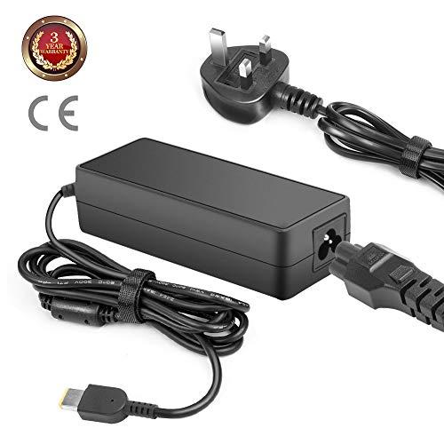TAIFU AC Power Charger Adapter for Lenovo Laptop ThinkPad Yoga 90W 65W Carbon X1 Edge Flex T440 T450 T450s T460 T460s T470 G50 260 Yoga 2 Pro 13 14 15 ADLX45DLC2A ADLX45DLC3A ADLX45NCC2A ADLX45NCC3A