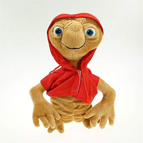 YNNN 28cm E.T Alien Plüsch Puppe Spielzeug et der extra terrestrischen gefüllten Puppe mit hoher Qualität Kinder (Color : 1)