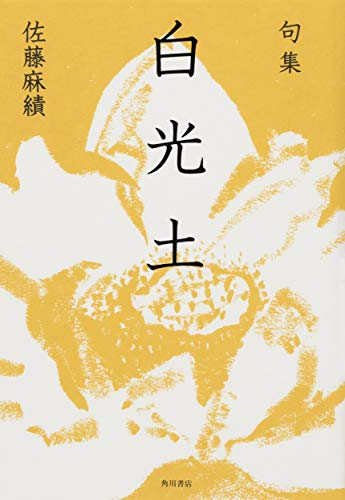 句集 白光土 角川俳句叢書 日本の俳人100の詳細を見る
