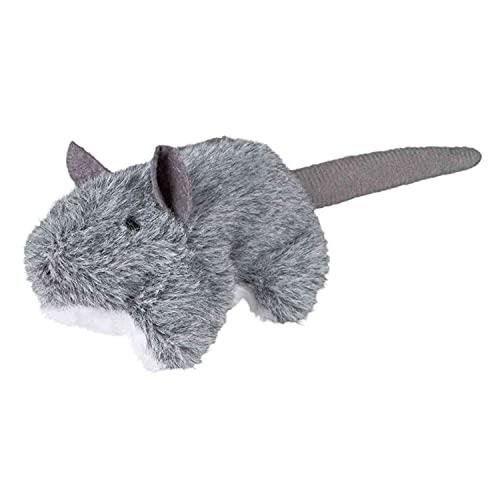 Trixie nachfüllbar Katzenminze Maus, 8cm
