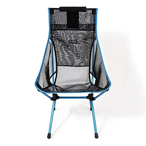 Helinox Sunset and Beach Chair Summer Kit   Der Sitz aus extrem atmungsaktiven Netzmaterial verwandelt Ihren Beach Chair oder Sunset Chair kühlen, luftigen Sitz für den Sommer (Sunset Chair)
