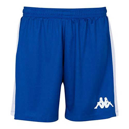 Kappa Calusa Pantalones Baloncesto, Mujer, Azul, S