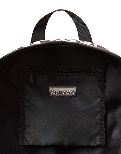 Napapijri HAPPY DAY PACK Casual Daypack, 42 cm, 20 liters, Black