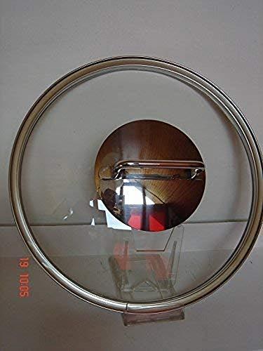 WMF Ersatzdeckel für Entsafter Ø 26cm Metallgriff spülmaschinengeeignet