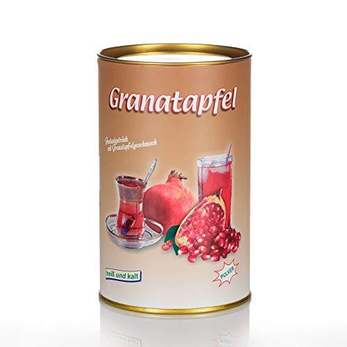 Ottoman Türkisches Instantgetränk mit Granatapfel Geschmack in Geschenkdose 250 Gr
