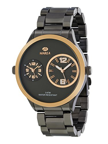 Reloj Marea Caballero B41185/1 Dual Time