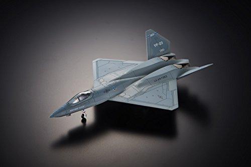 Aviation Fighters 1/144 No.009 YF-23 PAV-2 Gray Ghost 完成品