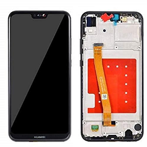 SPES LCD-display voor Huawei P20 Lite touchscreen, beeldscherm/frame/wekgereedschap, zwart