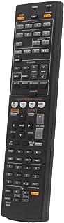 Universal Replacement Remote Control Fit for Yamaha RAV463 YHT-497 YHT-497BL RAV330 WT926700 RAV336 RX-V675BL AV Receiver