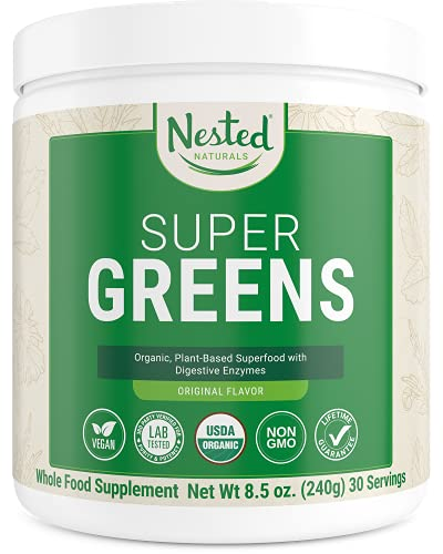 Nested Greens