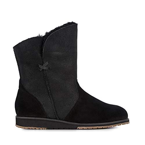 EMU Australia Womens Bells Beach Lo Winter Real Sheepskin Boots Size 5 EMU Boots