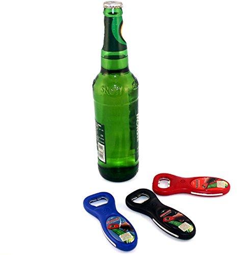 Cooplay Joke Gadget Shocking Bottle Beer Opener Electric Shock Trick Prank Funny Gag Toy Fool's Day Gift for Halloween